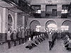 1934 BRGS physical exercises in the hall