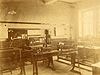 Early 1900s BRGS workshop